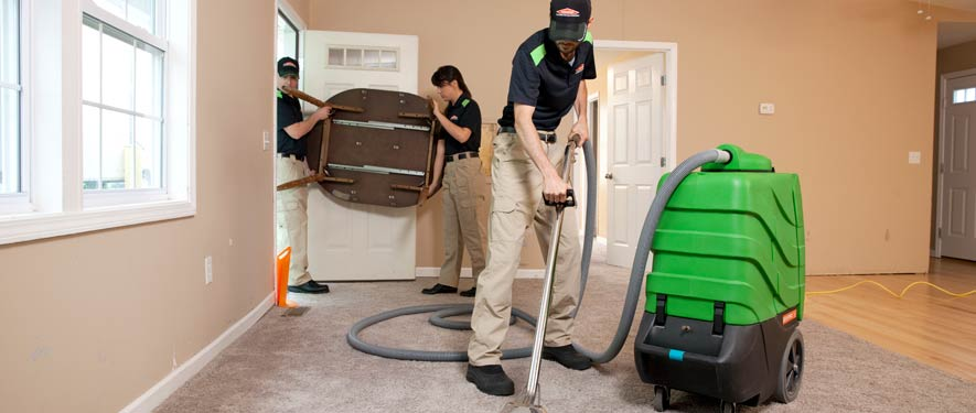 Bel Air, MD residential restoration cleaning